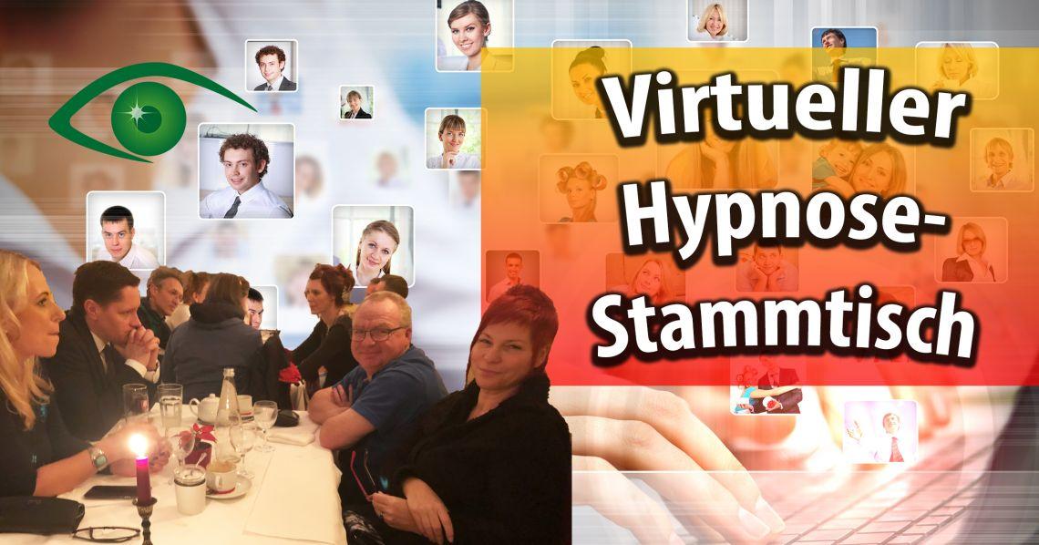 Virtueller Hypnose-Stammtisch