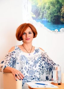 Bewusstseins-Mentorin und Therapeutin Alina Paiuc