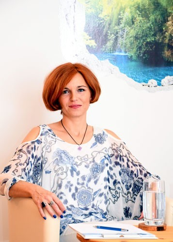 Alina Paiuc - Bewusstseins-Mentorin und Therapeutin