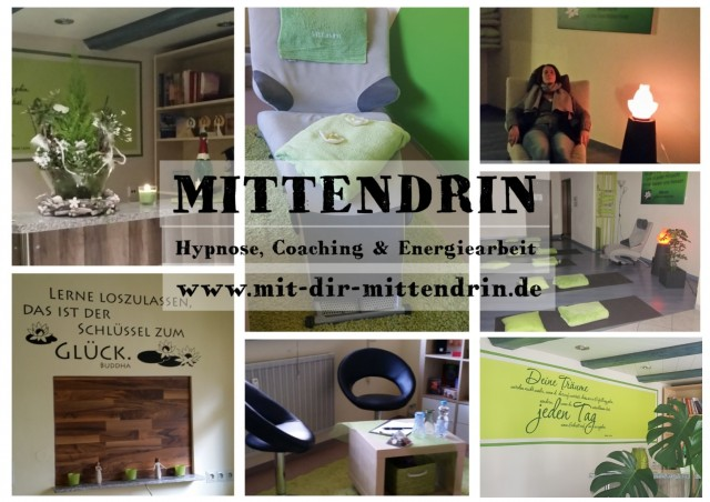 MITTENDRIN Hypnose, Coaching & Energiearbeit